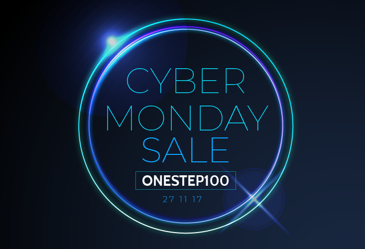 One Step Cyber Monday