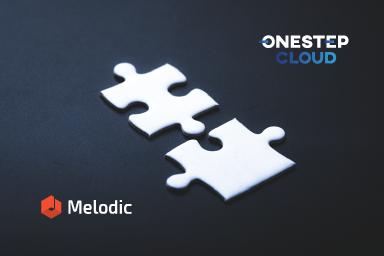 Polskie rozwiązania chmurowe łączą siły. One Step Cloud dostępne w platformie Melodic